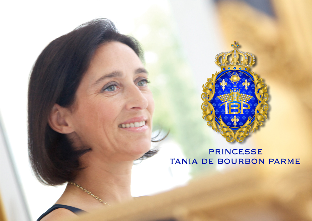 TaniadeBourbonParme